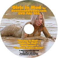 Girls in Mud DVD 003