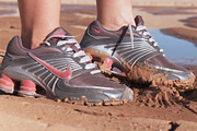 Muddy Shoes Special: Sport Shoes