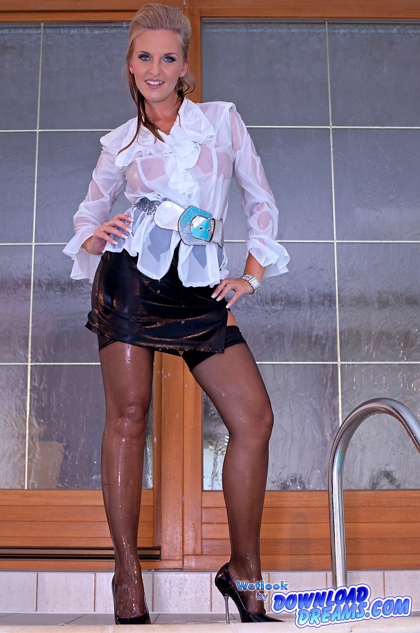 Wet Stocking 110